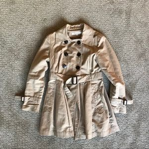 Kenneth Cole Women's Trenchcoat